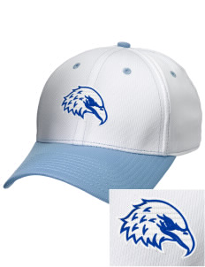 New Life Academy Eagles Embroidered New Era Snapback Performance Mesh Contrast Bill Cap