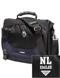 New Life Academy Eagles Embroidered OGIO Jack Pack Messenger Bag