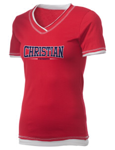 Christian Senior High School Patriots Holloway Women's Dream T-Shirt