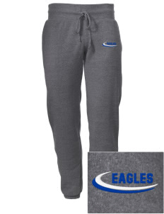 Century Christian School Eagles Embroidered Alternative Men's 6.4 oz Costanza Gym Pant