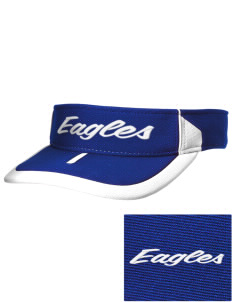 Century Christian School Eagles Embroidered M2 Sideline Adjustable Visor