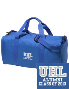 University Hills Lutheran School Cougars Embroidered Holloway Duffel Bag