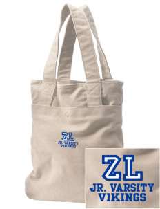 Zion Lutheran School Vikings Embroidered Alternative The Berkeley Tote