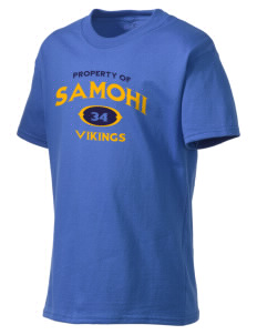 Samohi Vikings Kid's Lightweight T-Shirt