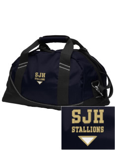 San Juan Hills High School Stallions Embroidered OGIO Half Dome Duffel