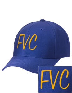 Flathead Valley Christian School Colts Embroidered Wool Adjustable Cap