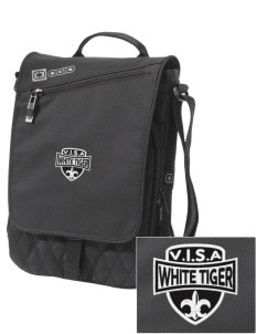 V.I.S.A White Tiger Embroidered OGIO Module Sleeve for Tablets