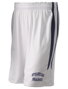 "Puget Sound Adventist Academy Sharks Holloway Women's Pinelands Short, 8"" Inseam"