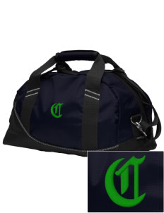 Watson Groen Christian School Crusaders Embroidered OGIO Half Dome Duffel