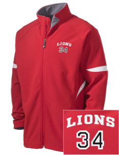 North Seattle Christian School Lions Holloway Embroidered Men's Radius Zip Front Jacket