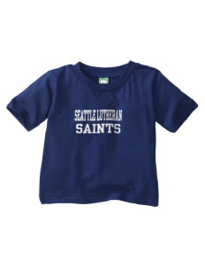 Seattle Lutheran High School Saints Toddler T-Shirt