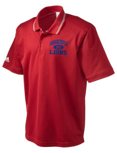 Shorewood Christian School Lions adidas Men's ClimaLite Athletic Polo