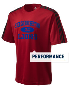 Shorewood Christian School Lions adidas Men's ClimaLite T-Shirt