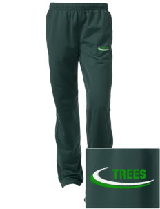 Islamic School Of Seattle Trees Embroidered Women's Tricot Track Pants