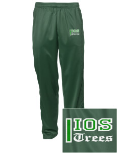 Islamic School Of Seattle Trees Embroidered Men's Tricot Track Pants