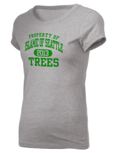 Islamic School Of Seattle Trees Holloway Women's Groove T-Shirt