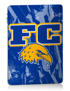 Fairview Christian School Eagles Apple iPad Skin