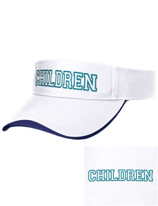 Hurray For Me! School Children Embroidered Binding Visor