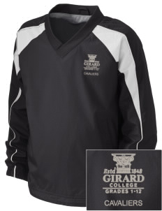 Girard College Cavaliers Embroidered Holloway Kid's Victory Warm Up