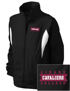 Girard College Cavaliers Embroidered Holloway Kid's Adrenaline Full-Zip Jacket