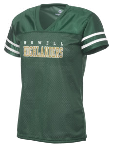 Howell High School Highlanders Holloway Women's Fame Replica Jersey