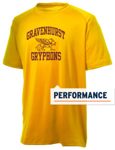 Gravenhurst High School Gryphons Men's Ultimate Performance T-Shirt