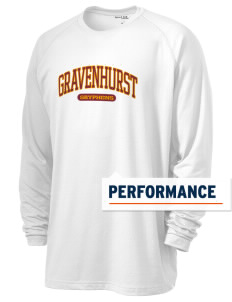 Gravenhurst High School Gryphons Men's Ultimate Performance Long Sleeve T-Shirt