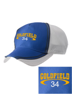Goldfield School Bears  Embroidered Champion Athletic Cap