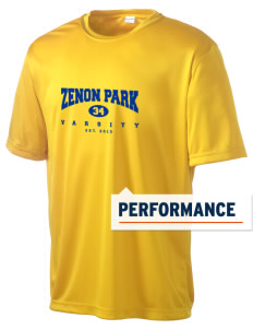 Zenon Park School  Men's Competitor Performance T-Shirt