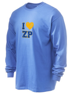 Zenon Park School  6.1 oz Ultra Cotton Long-Sleeve T-Shirt