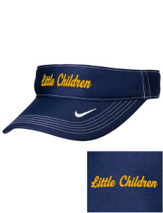 John S Jones Elementary School Little Children Embroidered Nike Golf Dri-Fit Swoosh Visor