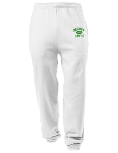 Hillview Elementary School Hawks Sweatpants with Pockets