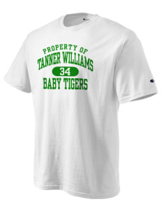 Tanner Williams Elementary School Baby Tigers Champion Men's Tagless T-Shirt
