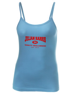 Julian Harris Elementary School Challengers Women's Louise Longer Length Tank