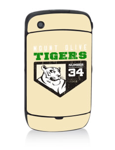 Mount Olive Elementary School Tigers Black Berry 8530 Curve Skin