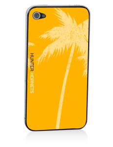 Hunter Elementary School Hornets Apple iPhone 4/4S Skin