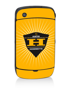 Hunter Elementary School Hornets Black Berry 8530 Curve Skin