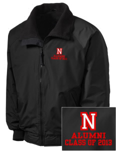 Naco Elementary School Cardinals Embroidered Tall Men's Challenger Jacket
