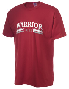 Howard D. Woodson Sr. High Warrior  Russell Men's NuBlend T-Shirt