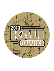 Kali Quvviks Sticker