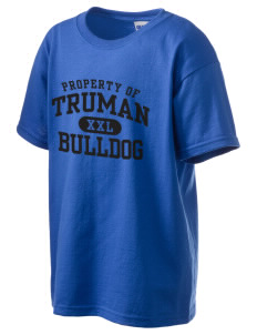 Truman high school Bulldog Kid's 6.1 oz Ultra Cotton T-Shirt