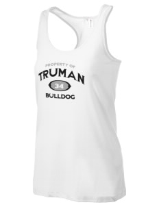 Truman High School Bulldog Women's Racerback Tank