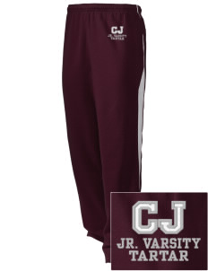 compton jc tartar Embroidered Holloway Men's Pivot Warm Up Pants