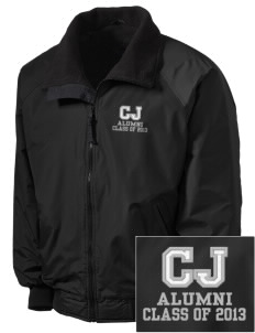 compton jc tartar Embroidered Tall Men's Challenger Jacket