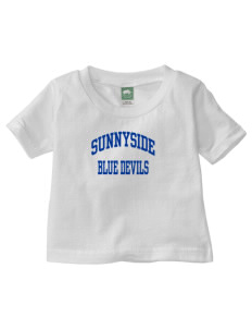 Sunnyside High School Blue Devils Toddler T-Shirt