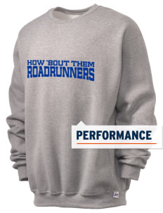 Norwood Elementary School Roadrunners  Russell Men's Dri-Power Crewneck Sweatshirt