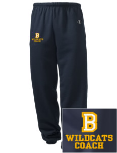 Bixby Elementary School Wildcats Embroidered Champion Men's Sweatpants