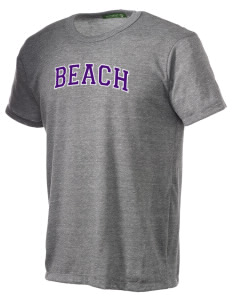 Beach Elementary School Highlanders Alternative Men's Eco Heather T-shirt