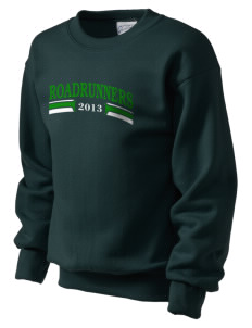 Walnut Grove Elementary School Roadrunners Kid's Crewneck Sweatshirt