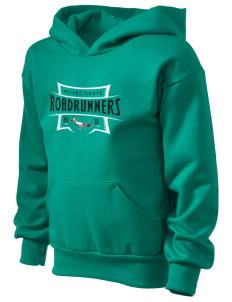 Walnut Grove Elementary School Roadrunners Kid's Hooded Sweatshirt